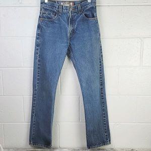 Levi's 505 Denim Jeans 29/32